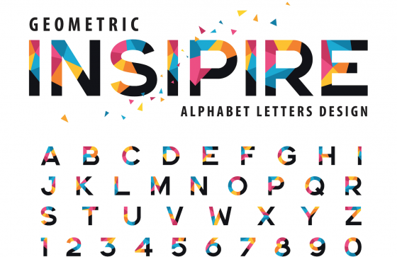 tipografías de diseño gráfico