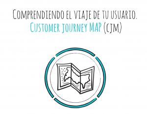 Customer Journey map diseñado por Fluke Studio
