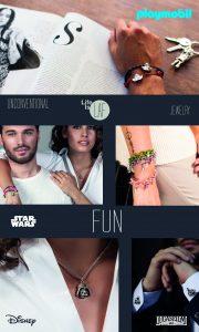 Catálogo para Star Wars