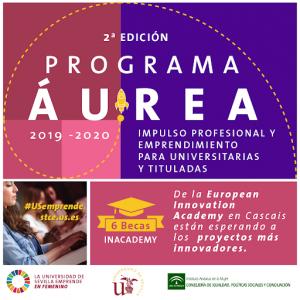 Programa aurea de emprendimiento. Universidad de Sevilla