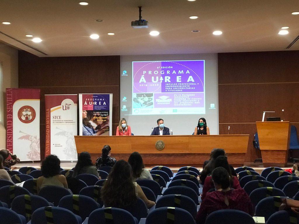 Programa áurea - Universidad de Sevilla